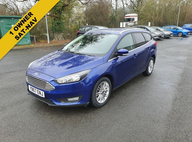 2017 67 FORD FOCUS 1.0 ZETEC EDITION ECOBOOST 100 BHP