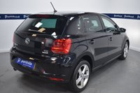 USED 2016 16 VOLKSWAGEN POLO 1.4 SEL TDI BLUEMOTION 5d 89 BHP (ONE OWNER - FREE ROAD TAX)