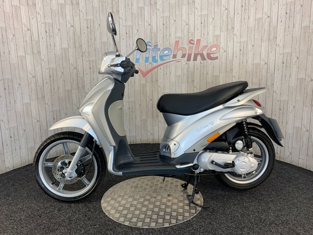 PIAGGIO LIBERTY at Rite Bike