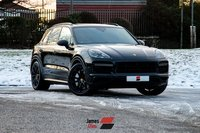 USED 2018 18 PORSCHE CAYENNE 4.0 V8 T TIPTRONIC 5d 543 BHP Two Owners   Porsche Warranty Until July 2021