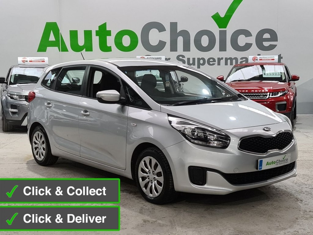 USED 2013 63 KIA CARENS 1.7 1 ECODYNAMICS CRDI 5d 114 BHP