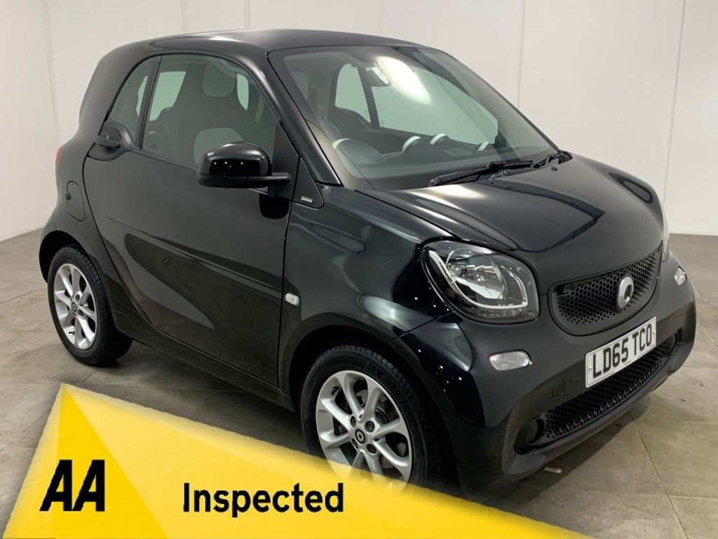 USED 2015 65 SMART FORTWO 1.0 PASSION PREMIUM 2d 71 BHP