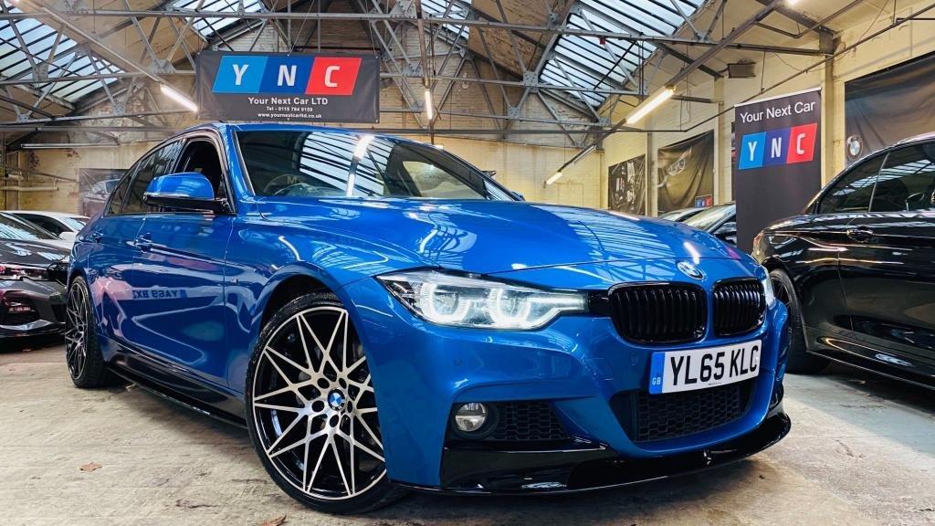 USED 2016 65 BMW 3 SERIES 3.0 340i M Sport Auto (s/s) 4dr PERFORMANCEKIT+20S+340i!!