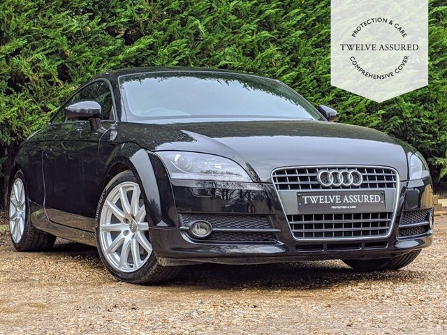 USED 2009 59 AUDI TT 2.0 TFSI 3d AUTO 200 BHP (8 SERVICES - CAMBELT REPLACED)