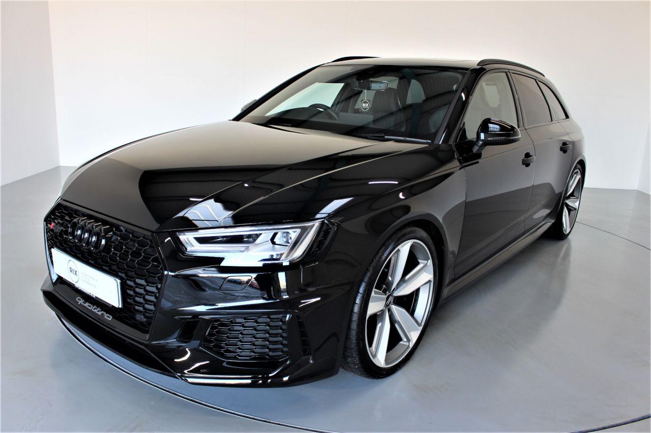 Used AUDI RS4 AVANTfor sale