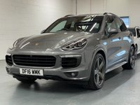 USED 2016 16 PORSCHE CAYENNE 4.2 TD S Tiptronic 4WD (s/s) 5dr