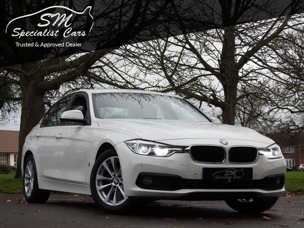 USED 2017 67 BMW 3 SERIES 2.0 330E SE 4d 181 BHP 1 OWNER ONLY 44K FSH VAT Q VGC