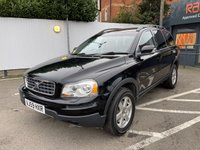 USED 2009 59 VOLVO XC90 2.4 D5 ACTIVE AWD 5d 185 BHP FULL SERVICE HISTORY !!