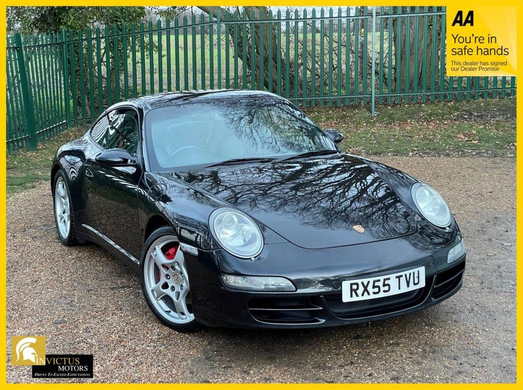 USED 2005 G PORSCHE 911 3.8 CARRERA 4 S 2d 350 BHP