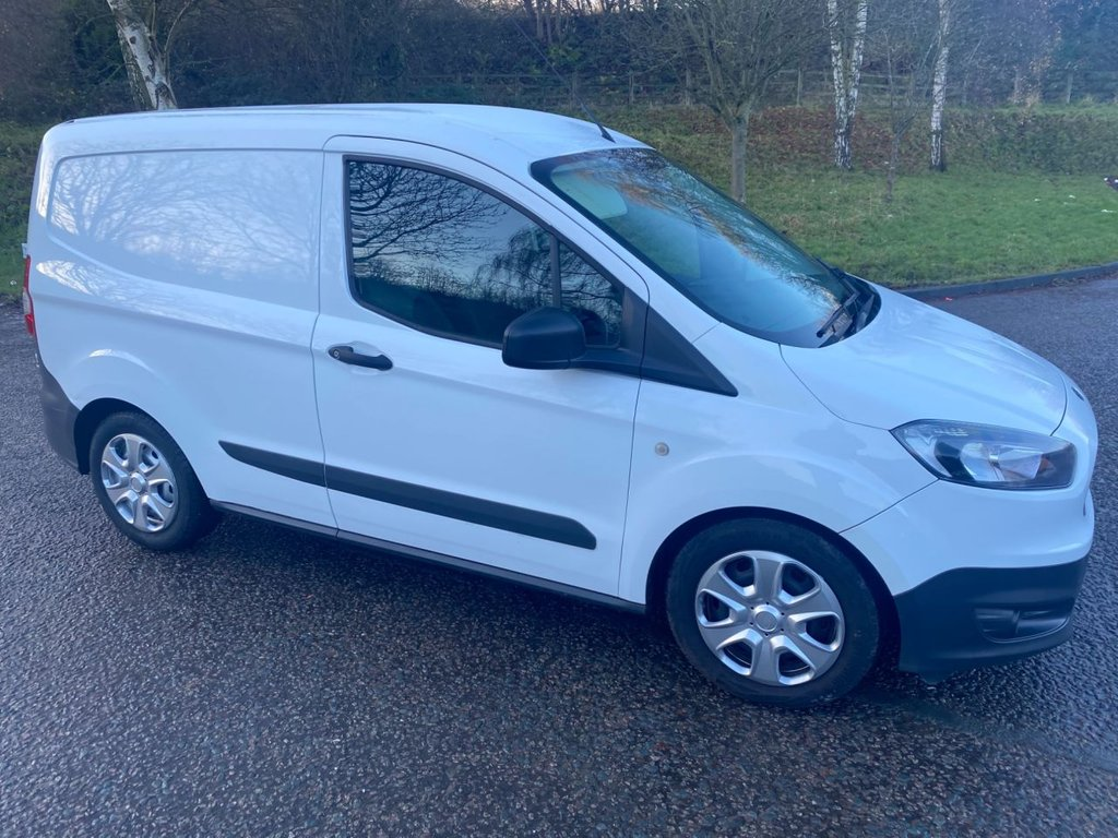 USED 2015 65 FORD TRANSIT COURIER 1.5 BASE TDCI 74 BHP