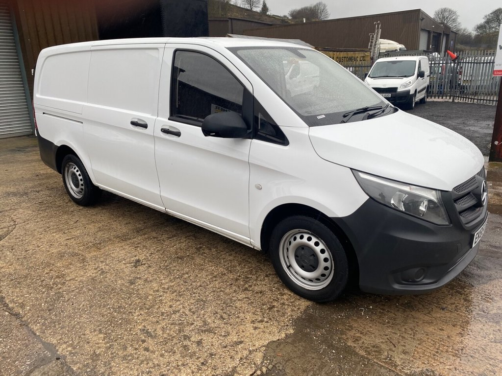 USED 2015 65 MERCEDES-BENZ VITO 1.6 111 CDI 114 BHP