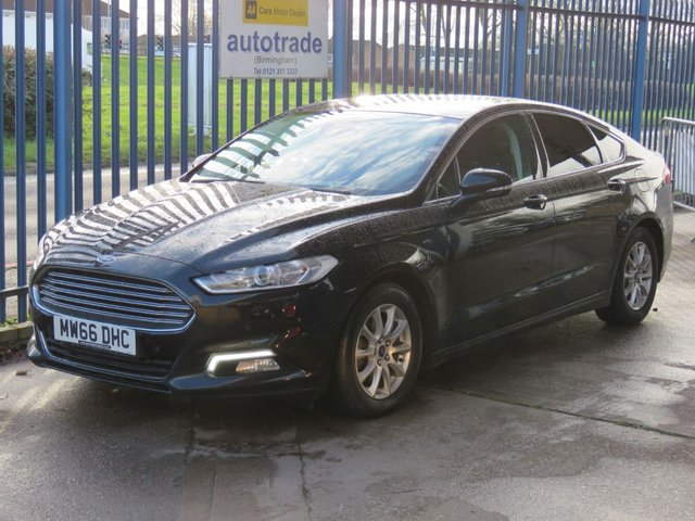 USED 2016 66 FORD MONDEO 2.0 TITANIUM ECONETIC TDCI 5dr 148 Sat nav Cruise Bluetooth Park sensors Privacy Finance arranged Part exchange available Open 7 days ULEX Compliant