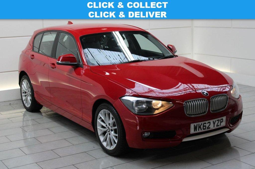 USED 2012 62 BMW 1 SERIES 1.6 116i Urban Sports Hatch