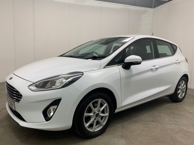 FORD FIESTA at Peter Scott Cars