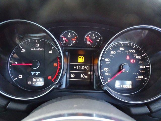 USED 2008 T AUDI TT 2.0 TDI QUATTRO 2d 170 BHP VERY CLEAN 1 YEAR MOT