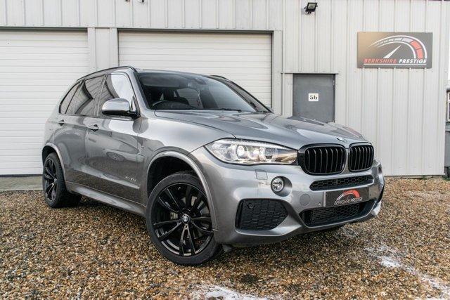 2018 67 BMW X5 3.0 XDRIVE30D M SPORT 5d 255 BHP
