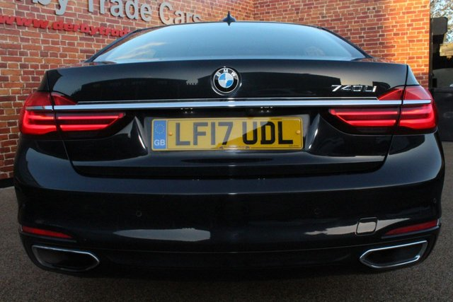 BMW 7 SERIES at Derby Trade Cars