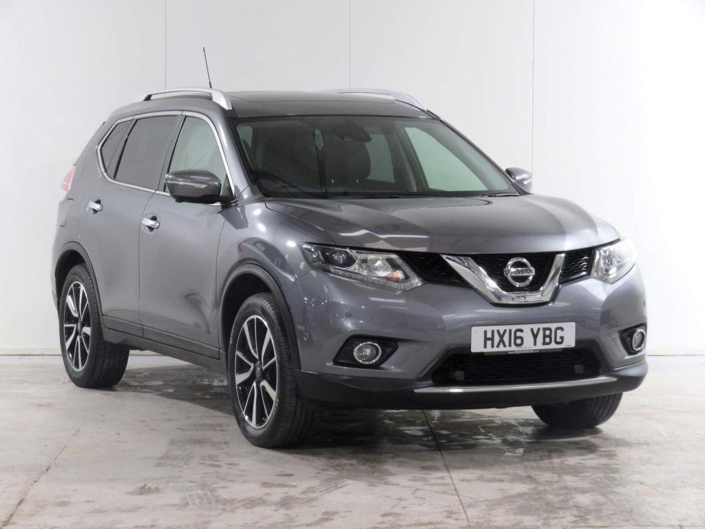 USED 2016 16 NISSAN X-TRAIL 1.6 dCi Tekna (s/s) 5dr 360 CAM*PAN ROOF*HEATED SEATS