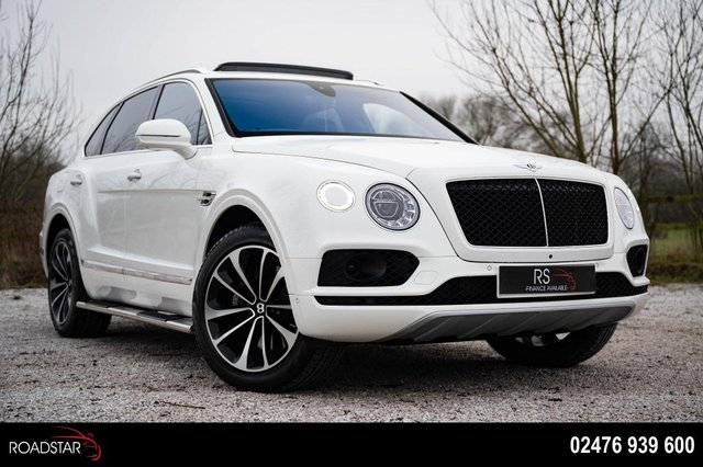 USED 2018 18 BENTLEY BENTAYGA 4.0d V8 Auto 4WD (s/s) 5dr 5 Seat SOLD MORE NEEDED 4 STOCK