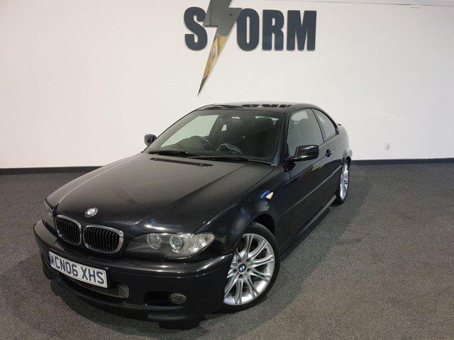 2006 06 BMW 3 SERIES 3.0 330CD M SPORT 2d 202 BHP