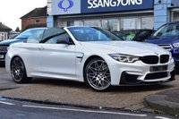 USED 2017 67 BMW M4 3.0 M4 COMPETITION PACKAGE 2d 444 BHP FINANCE FROM £620 PER MONTH PCP 48 MONTHS
