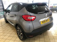 USED 2015 15 RENAULT CAPTUR 1.5 DYNAMIQUE S MEDIANAV DCI 5d Family SUV AUTO. Recent Service & MOT, New Battery & New Front Brakes. Now Ready to Finance & Drive Away today.  THE FUNKIEST FAMILY SUV AROUND WITH FAB SPEC AND LOW MILEAGE!