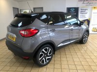 USED 2015 15 RENAULT CAPTUR 1.5 DYNAMIQUE S MEDIANAV DCI 5d Family SUV AUTO THE FUNKIEST FAMILY SUV AROUND WITH FAB SPEC AND LOW MILEAGE!