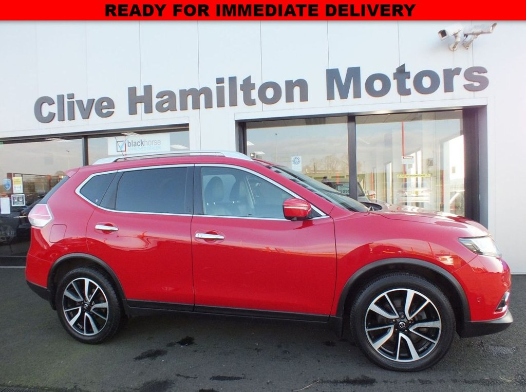 USED 2016 65 NISSAN X-TRAIL 1.6 DCI TEKNA 5d 130 BHP AWD 7 SEATER LEATHER SUNROOF