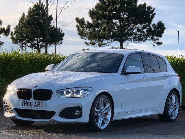 USED 2016 66 BMW 1 SERIES 2.0 118D M SPORT 5d 147 BHP