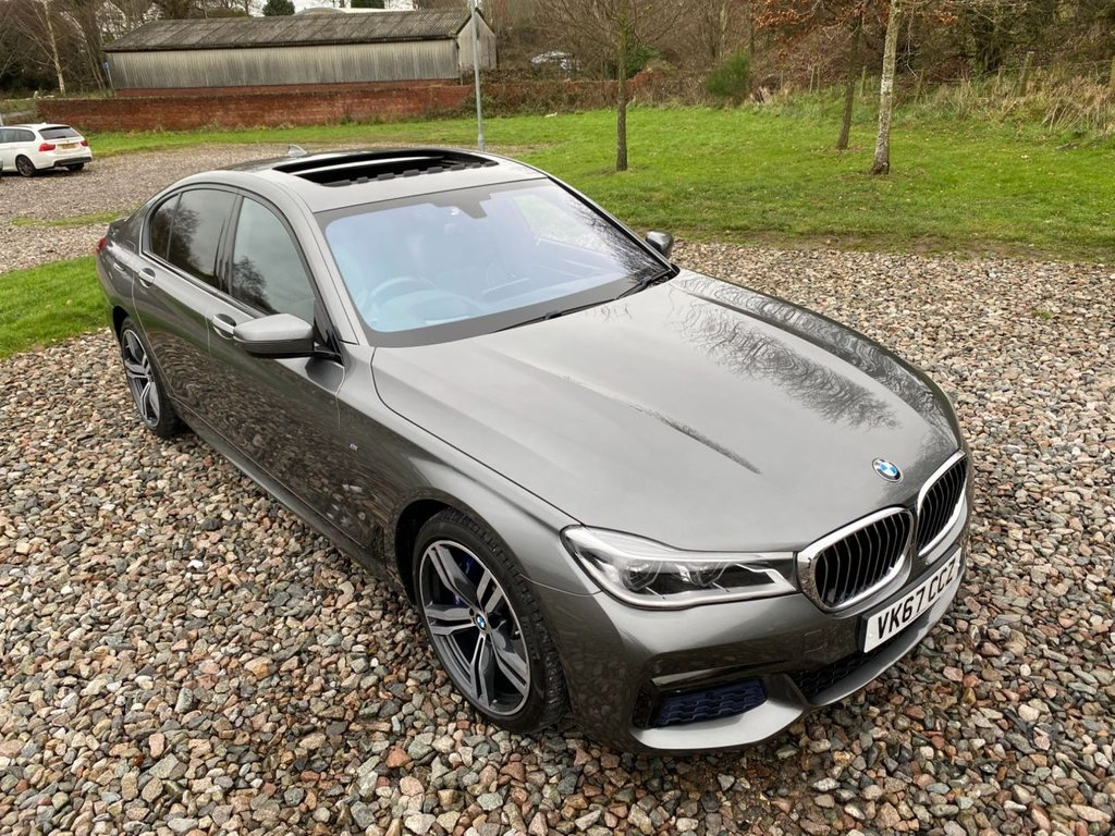 USED 2017 67 BMW 7 SERIES 3.0 730D XDRIVE M SPORT 4d 261 BHP Free Next Day Nationwide Delivery