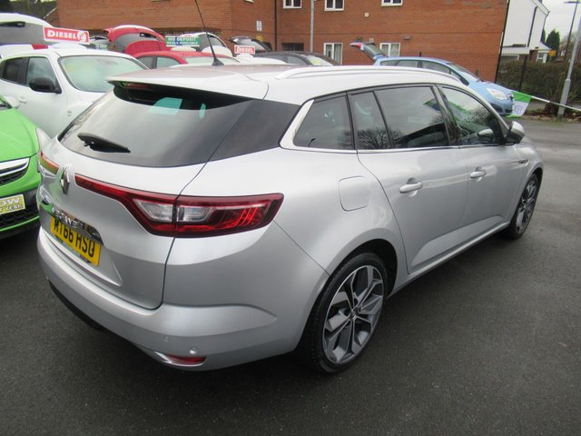 USED 2016 66 RENAULT MEGANE 1.6 SIGNATURE NAV DCI 5d 130 BHP **  JUST ARRIVED ** **FULL SERVICE HISTORY **