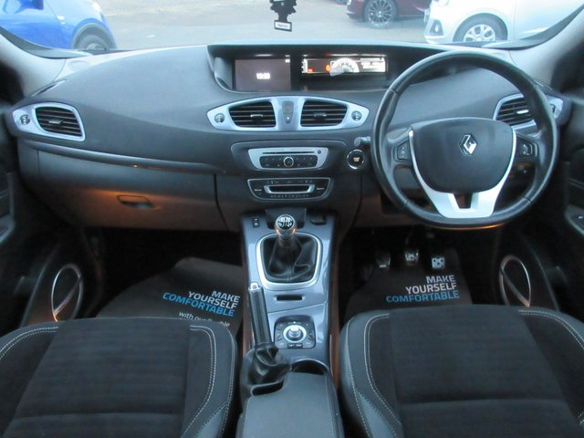 USED 2015 15 RENAULT SCENIC 1.5 XMOD DYNAMIQUETT BOSEPLUS ENERGY DCI S/S 5d 110 BHP **BUY NOW PAY NEXT YEAR**