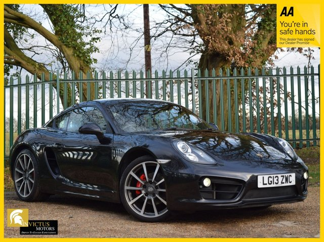 View our PORSCHE CAYMAN