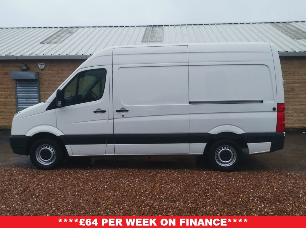 USED 2016 66 VOLKSWAGEN CRAFTER 2.0 CR35 TDI M P/V BMT 107 BHP