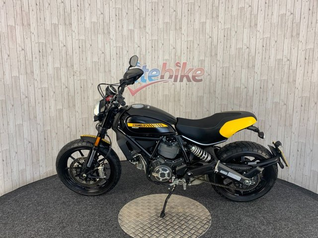 DUCATI Scrambler 800 at Rite Bike