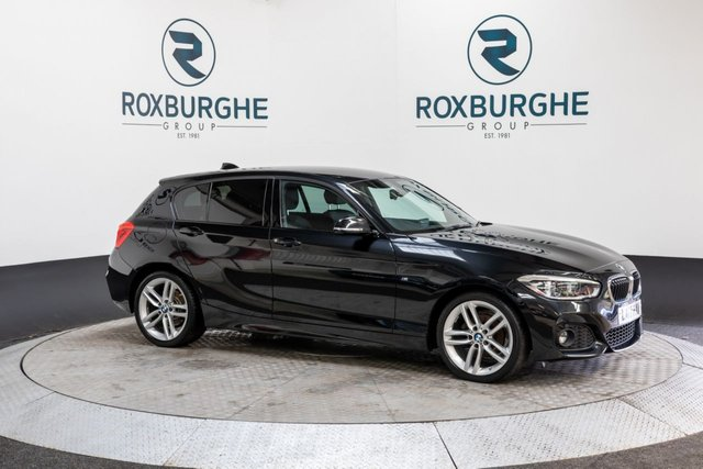 USED 2017 17 BMW 1 SERIES 1.5 118I M SPORT 5d 134 BHP
