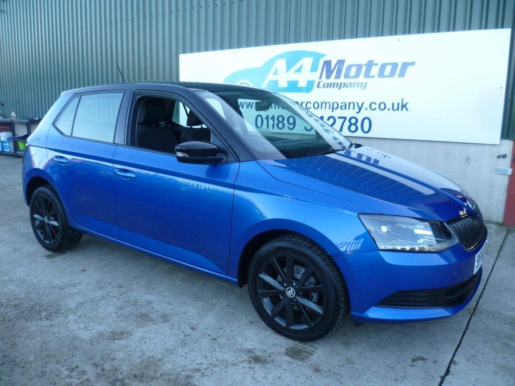 USED 2016 66 SKODA FABIA 1.2 TSI Colour Edition (s/s) 5dr WE ARE OPEN BY APPOINTMENT
