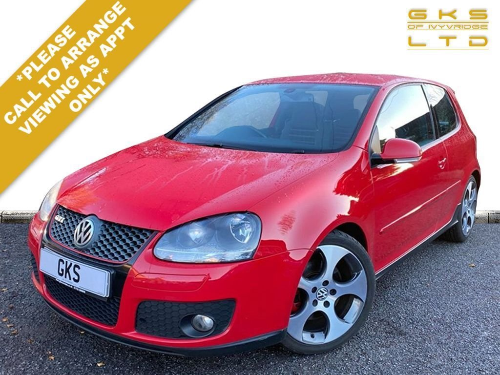 USED 2006 06 VOLKSWAGEN GOLF 2.0 GTI 3d 197 BHP ** NATIONWIDE DELIVERY AVAILABLE **