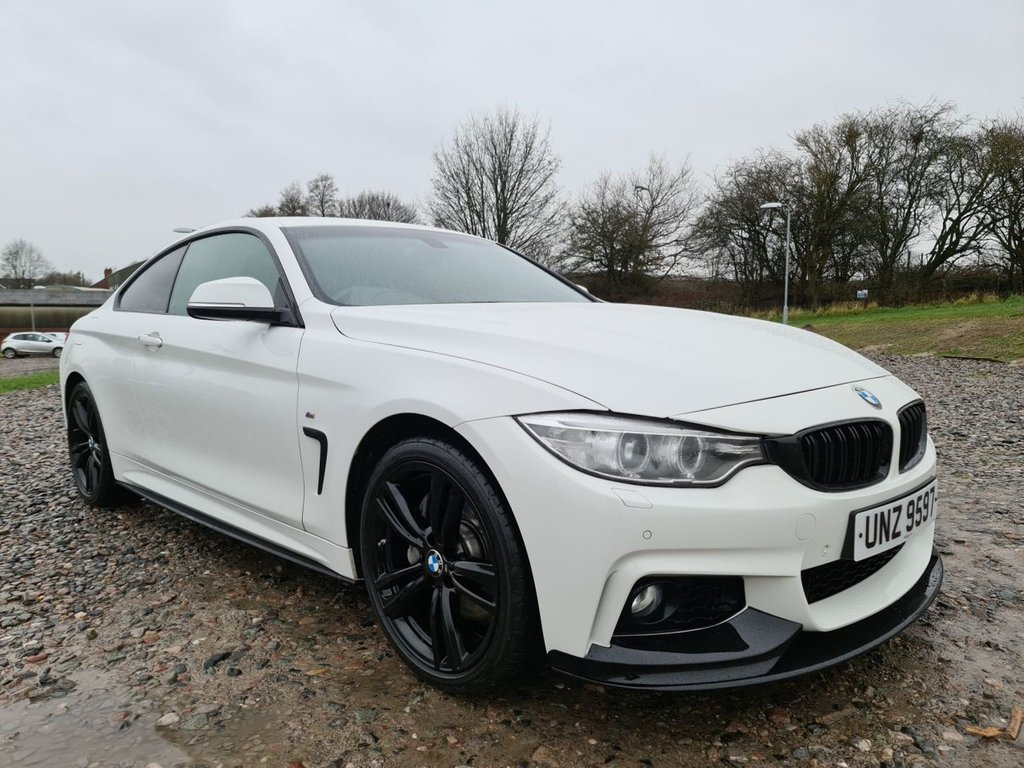 USED 2015 BMW 4 SERIES 3.0 435D XDRIVE M SPORT 2d 309 BHP Free Next Day Nationwide Delivery