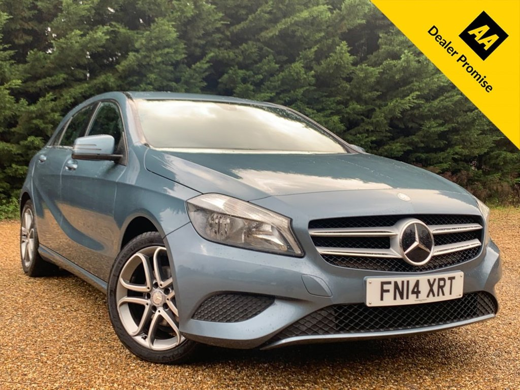 USED 2014 14 MERCEDES-BENZ A-CLASS 1.5 A180 CDI BLUEEFFICIENCY SPORT 5d 109 BHP