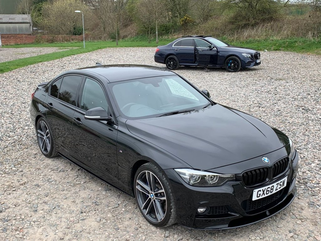 USED 2018 68 BMW 3 SERIES 3.0 340I M SPORT SHADOW EDITION 4d AUTO 322 BHP Free Next Day Nationwide Delivery