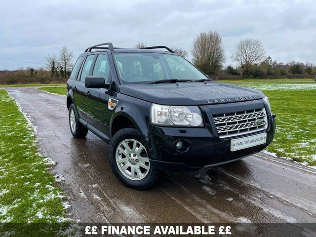2008 57 LAND ROVER FREELANDER 2 2.2 TD4 SE 5d 159 BHP (FREE 2 YEAR WARRANTY)