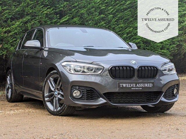 USED 2015 BMW 1 SERIES 1.5 118I M SPORT 5d 134 BHP