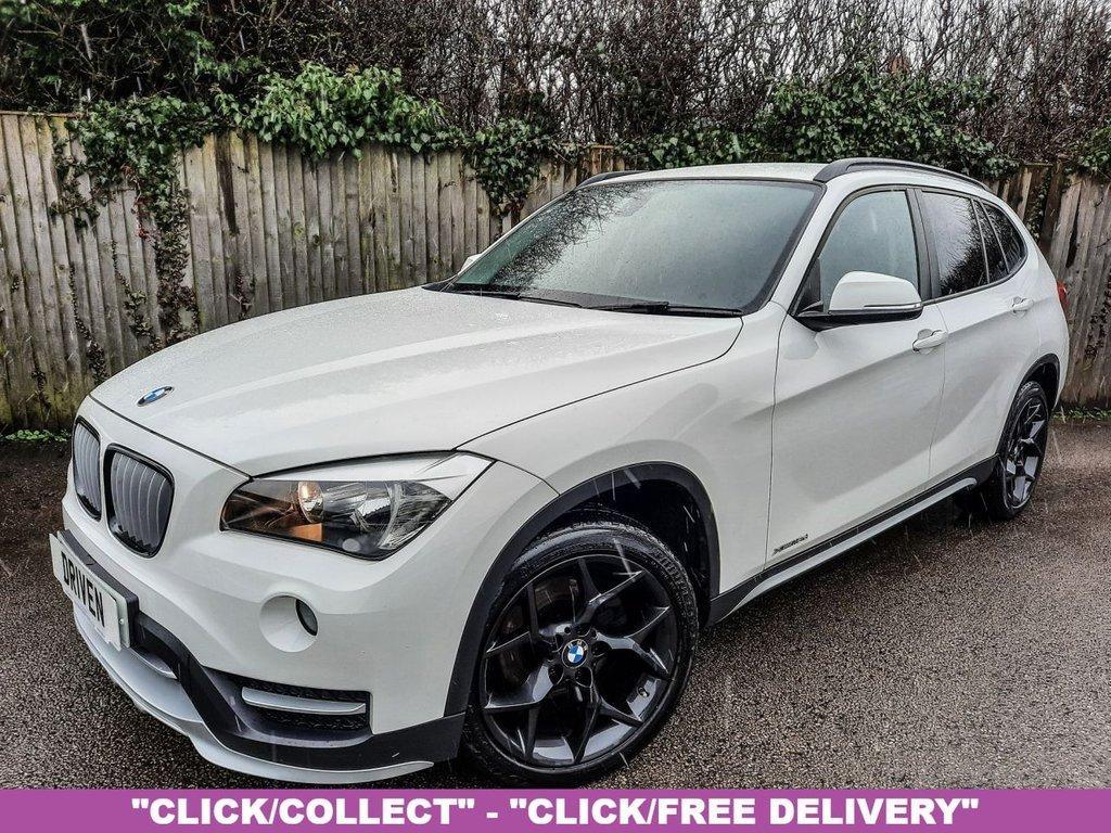 USED 2014 64 BMW X1 2.0 XDRIVE18D XLINE 5d 141 BHP