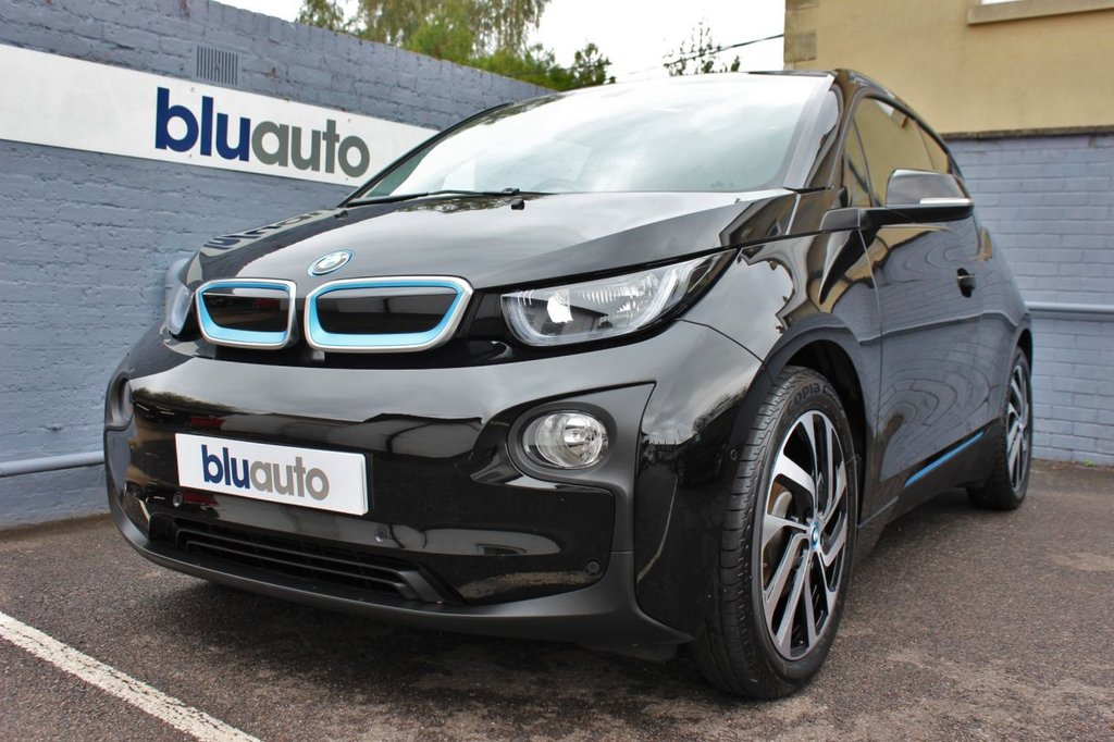 USED 2016 16 BMW I3 0.6 I3 RANGE EXTENDER 60AH 5d 168 BHP 1 Owner, BMW History, Rapid Charge, £3400 Of Extras