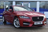 USED 2017 17 JAGUAR XF 2.0 R-SPORT 4d 177 BHP AUTOMATIC AVAILABLE FOR ONLY £400 PER MONTH WITH £0 DEPOSIT