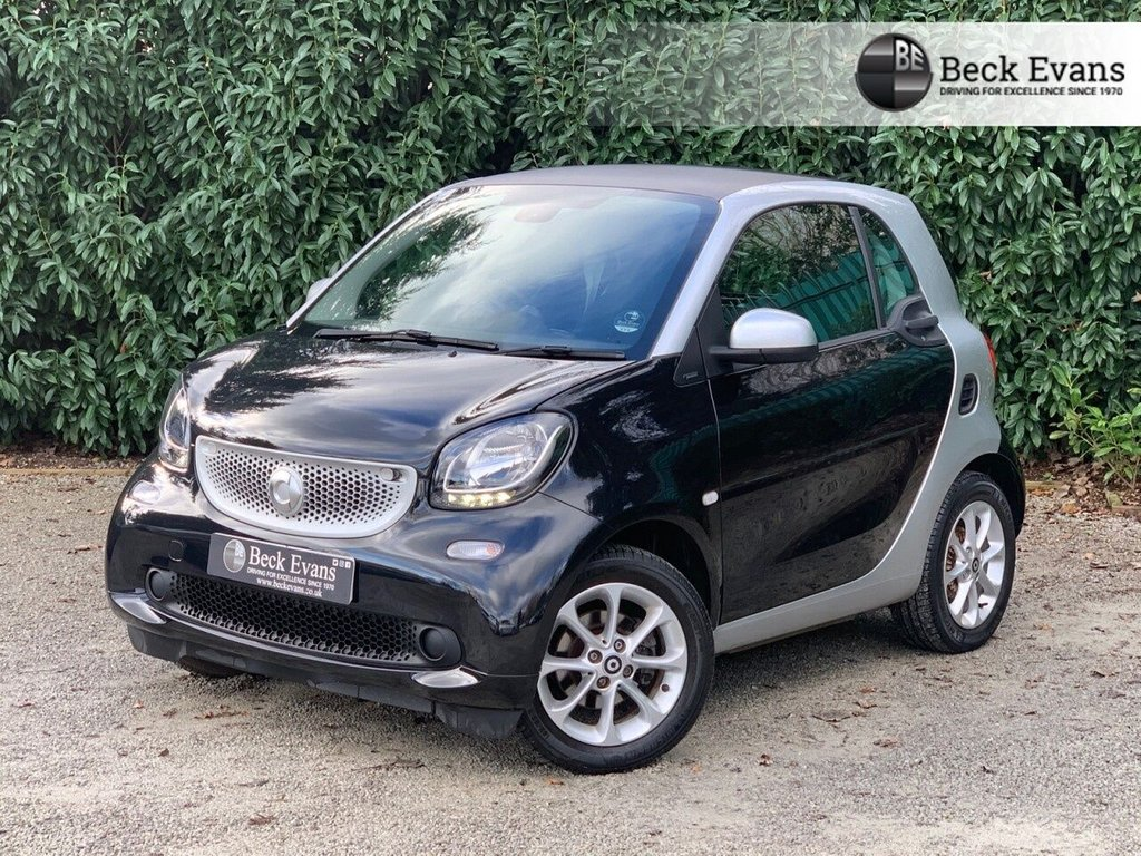 USED 2016 16 SMART FORTWO 1.0 PASSION PREMIUM 2d 71 BHP