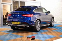 USED 2017 67 MERCEDES-BENZ GLE-CLASS 3.0 GLE 350 D 4MATIC AMG LINE PREMIUM PLUS 4d AUTO 255 BHP COUPE
