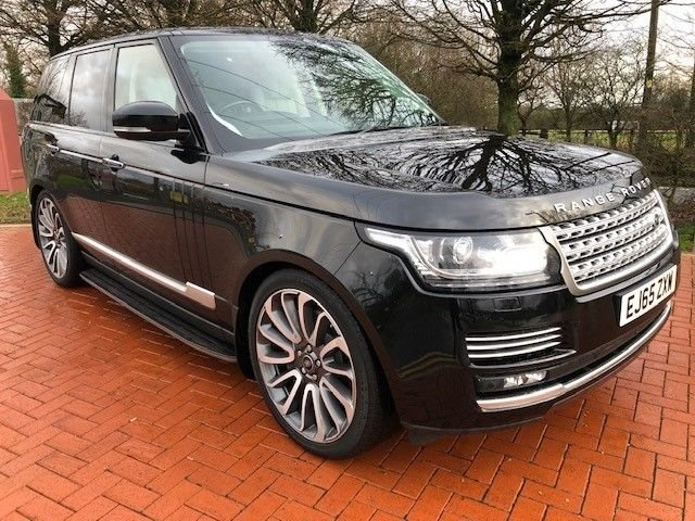 2015 65 LAND ROVER RANGE ROVER 4.4 SDV8 AUTOBIOGRAPHY 5d 339 BHP
