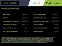 USED 2014 14 VAUXHALL ADAM 1.2 GLAM 3d 69 BHP LOW MILEAGE - GLASS ROOF - DAB
